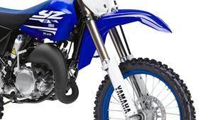 Motos Yamaha suspensão