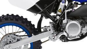 Motos Yamaha suspensão traseira